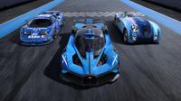 這根本Bugatti牌閃電霹靂車,終極賽道機器Bolide亮相!