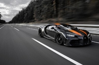 掰囉Bugatti Chiron~SSC Tuatara創下532km/h紀錄