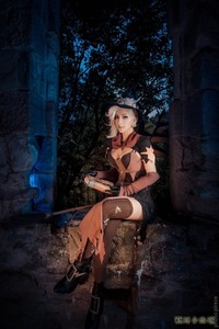 [Knite] Witch Mercy cosplay(9P)